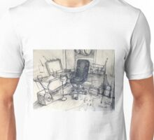 Steinberg my Dog in my Studio Unisex T-Shirt