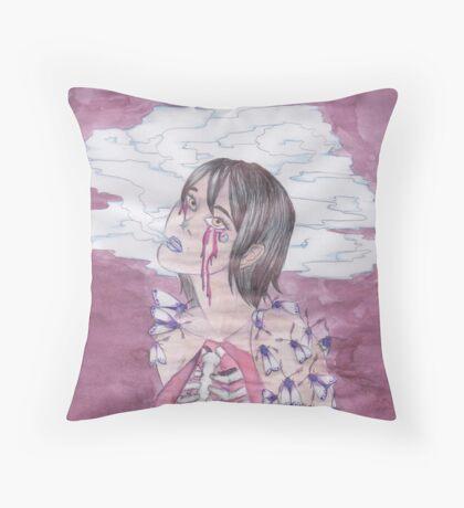 La Douleur Exquise Throw Pillow