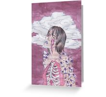 La Douleur Exquise Greeting Card