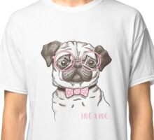 Hug a Pug Classic T-Shirt