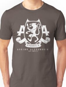 Asking Alexandria Family logo tshirt and hoodie Unisex T-Shirt
