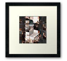 oz factor Framed Print