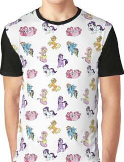 My Little Pony Tile Graphic T-Shirt