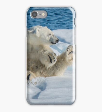 What big paws you have iPhone Case/Skin