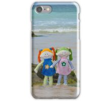 Dollies at the Beach iPhone Case/Skin
