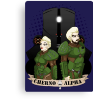 Cherno Alpha Crew  Canvas Print