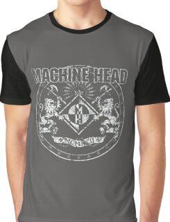 machine head heavy metal Graphic T-Shirt