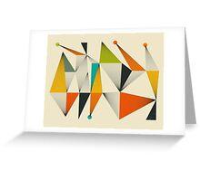 SIDEWAYS #2 Greeting Card