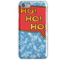 Ho! Ho! Ho! iPhone Case/Skin