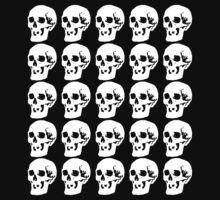 White Skulls by ChevCholios