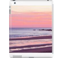 Sunrise Over Pease Bay iPad Case/Skin