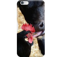 Calfeteria Grooming Services - Dairy NZ iPhone Case/Skin