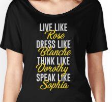 Be Golden Women's Relaxed Fit T-Shirt