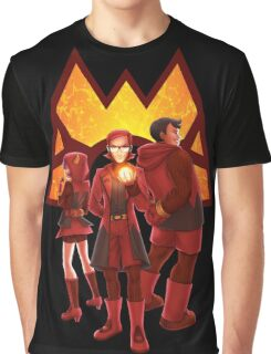 Team Magma Graphic T-Shirt