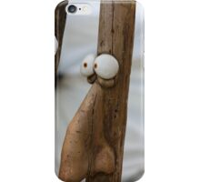 witches wood handmade iPhone Case/Skin