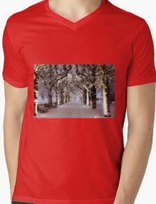 Narnia Corridor Mens V-Neck T-Shirt
