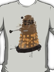 painted dalek T-Shirt