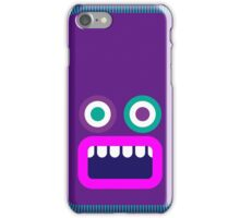 WTF!!! (Big Mouth Collection) iPhone Case/Skin