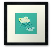 Weather Cycles Framed Print