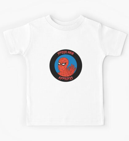 Spidey Approves Kids Tee