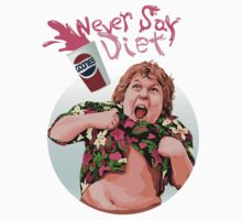 Goonies Never Say Diet! One Piece - Short Sleeve