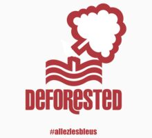 Deforested - NFFC 2 - 3 LCFC #allezlesbleus by lcfcworld