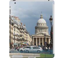 Rue Soufflot, Paris iPad Case/Skin