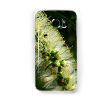 Bottle Brush Flower, with a few friends Samsung Galaxy Case/Skin