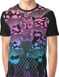 Follow the Rabbit Graphic T-Shirt