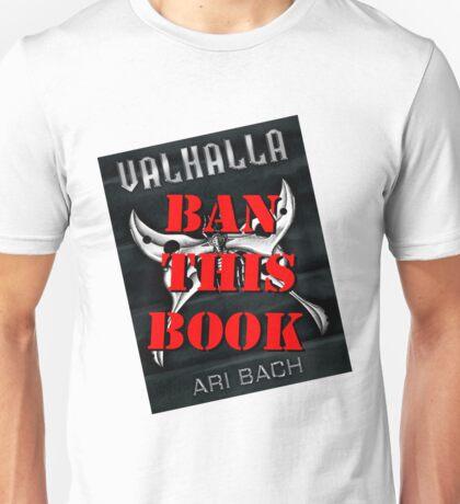 Ban Valhalla (Book Cover Design) Unisex T-Shirt