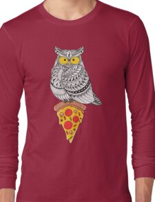 Midnight Snack Long Sleeve T-Shirt