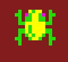 Frogger by DarvidArt