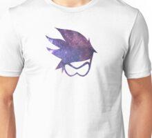 Tracer Logo - Galaxy Unisex T-Shirt