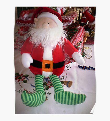 Santa Lollylegs - Jolly Fella Poster