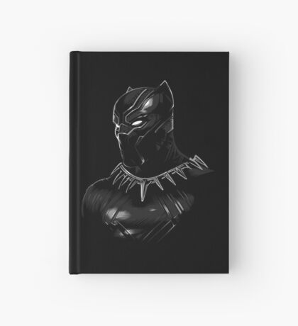 black panther Hardcover Journal