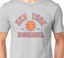 New York City Basketball Unisex T-Shirt