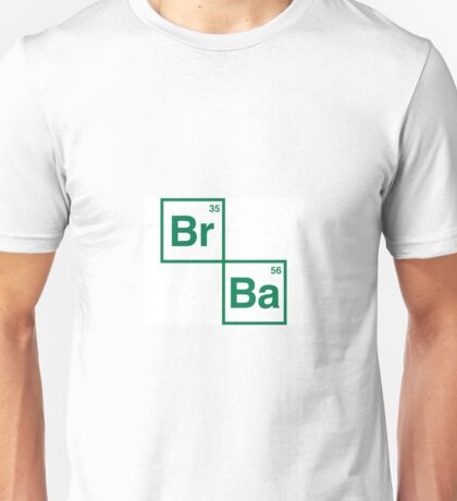 Bromine Barium Unisex T-Shirt