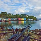Tobermory 2 Isle of Mull by Chris Thaxter