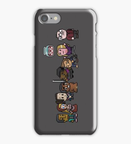 8-Bit Community iPhone Case/Skin