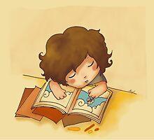 Nap time by Shinsyl