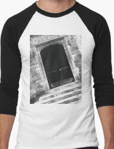 Black And White Doorway T-Shirt