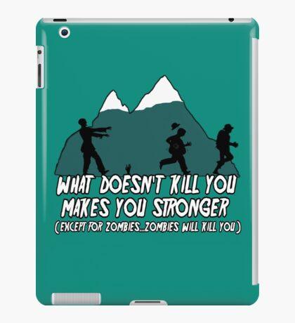Funny Zombies  iPad Case/Skin