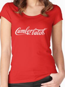 Cumberbatch Women's Fitted Scoop T-Shirt