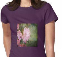 My Pink Dreamy Azalea Womens Fitted T-Shirt