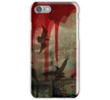 Freedom-Graffiti/Fantasy Style iPhone Case/Skin