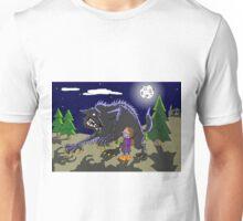 Fetch werewolf, fetch! Unisex T-Shirt