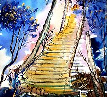 Stairway to Heaven  by Linda Callaghan