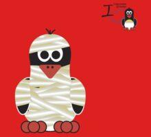 Halloween Penguin - Mummy Kids Clothes