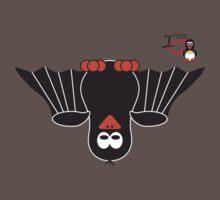 Halloween Penguin - Bat Kids Clothes