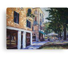 Santa Elena, Venice Canvas Print